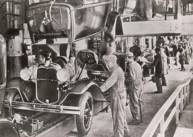 automotive standards history