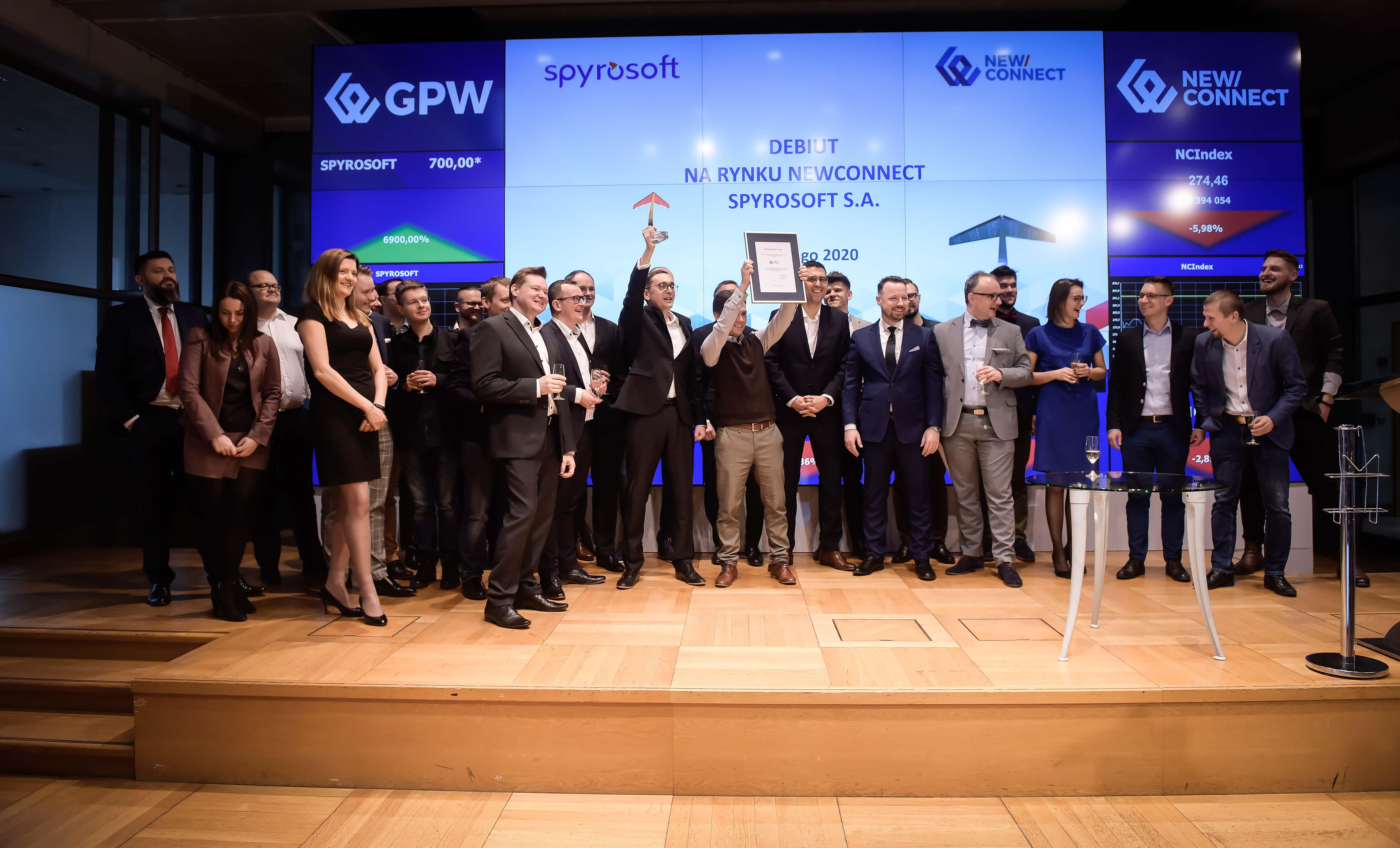 spyrosoft new connect 2020