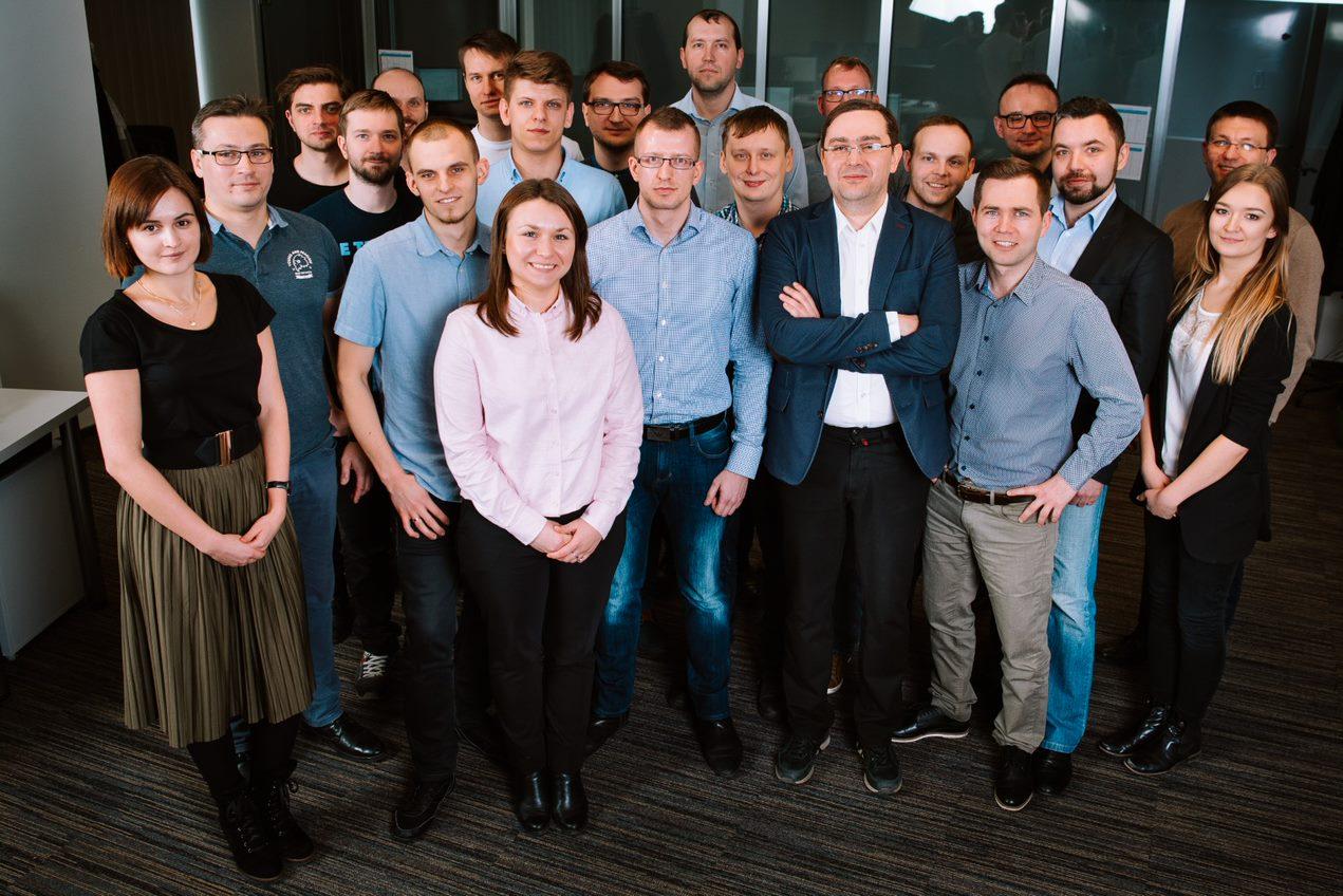 spyrosoft team 2017