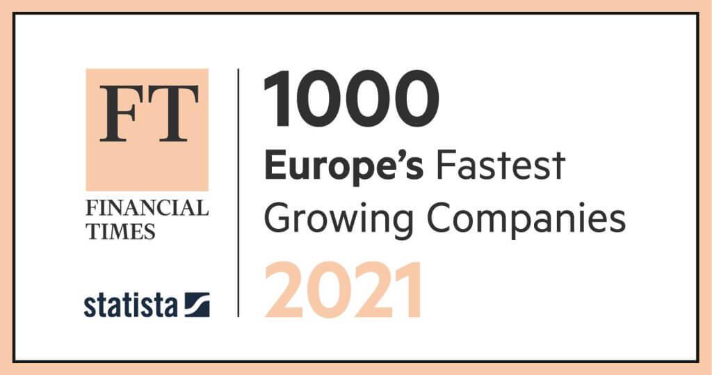 financial times 1000 2021
