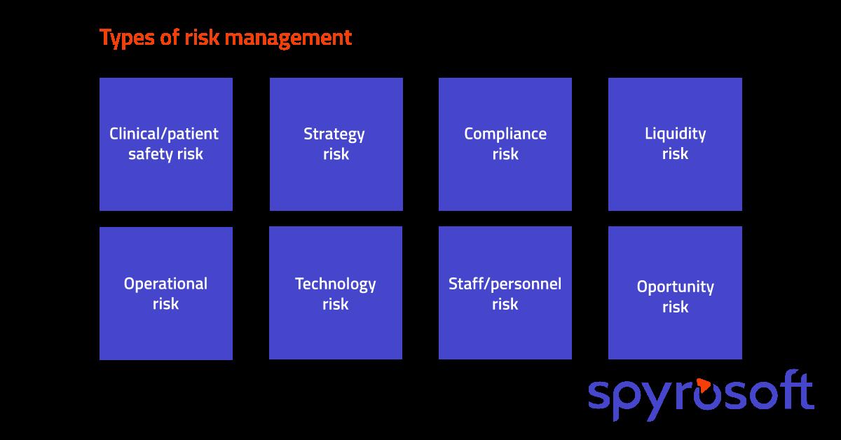 risk management types